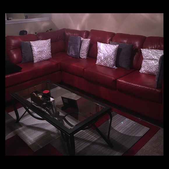 Cool Sectional Couch 2 End Tables And A Area Rug Ibusinesslaw Wood Chair Design Ideas Ibusinesslaworg